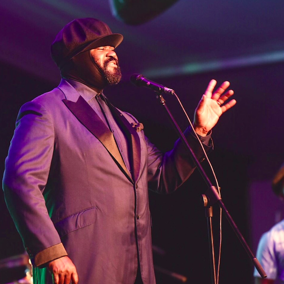 Luxe Bible Loves Saint Lucia - Top 9 Must Do's: Gregory Porter at St. Lucia Jazz Festival