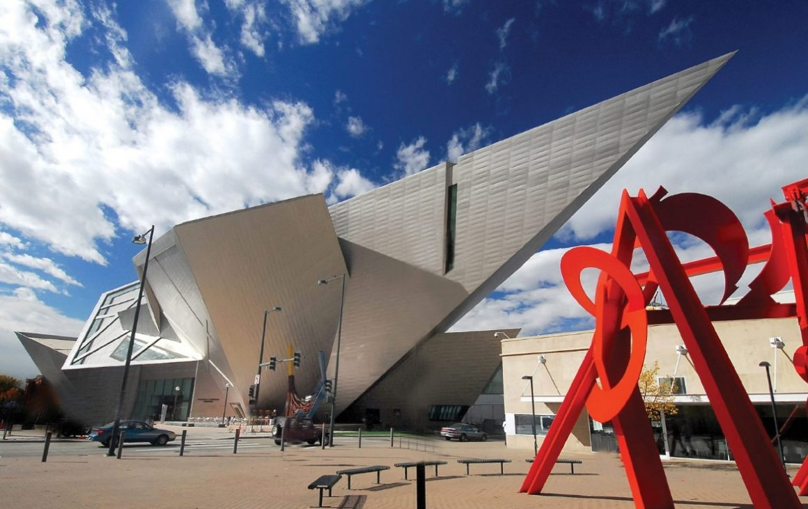 Luxe Bible's 7 Must-Do's in Denver: Denver Art Museum (Photo credit - Steve Crecelius)
