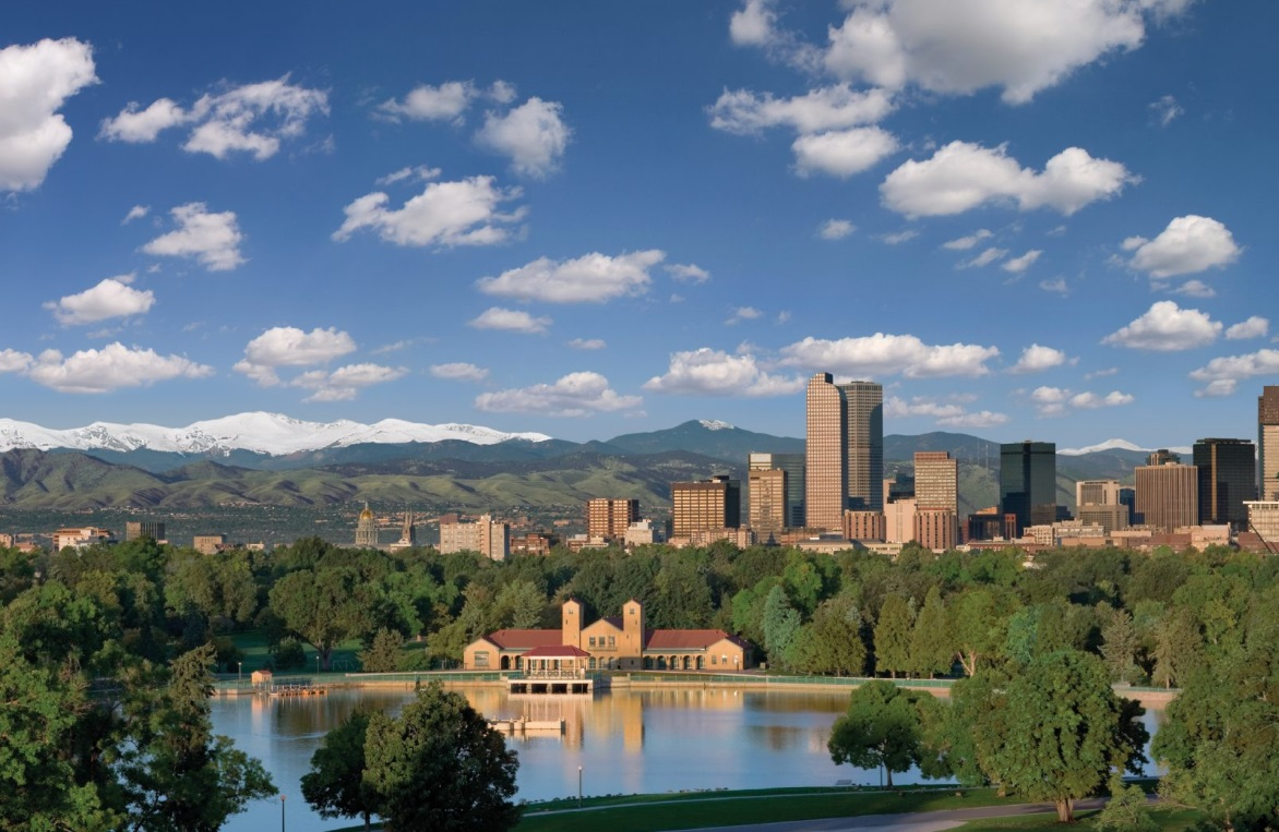 Luxe Bible's 7 Must-Do's in Denver: Denver Sky Line