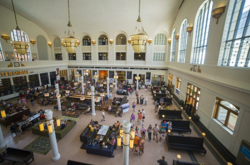 Luxe Bible's 7 Must-Do's in Denver: Cooper Lounge at Denver Union Station (Photo Credit: Evan Semon)