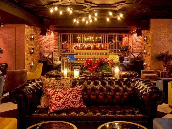 Luxe Bible Loves Kadie's Club, Mayfair