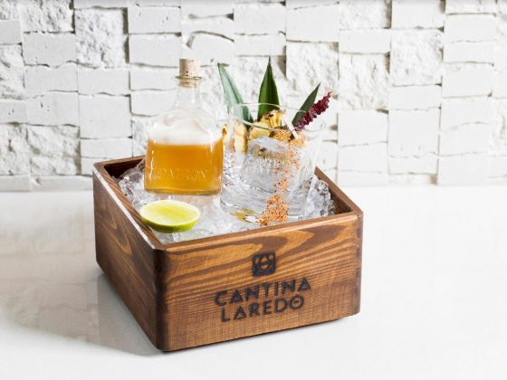 Luxebible's Top 5 Places to Slam Tequila in London: Cantina Laredo