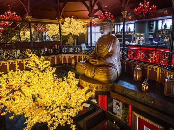 Luxe Bible's Top 3 Newcastle Restaurants: Buddha Lounge