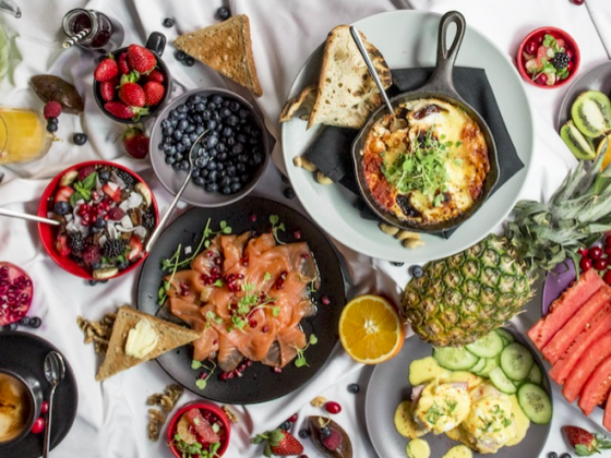 The Luxe List March 2018 - New Breakfast Launch at W London at The Perception