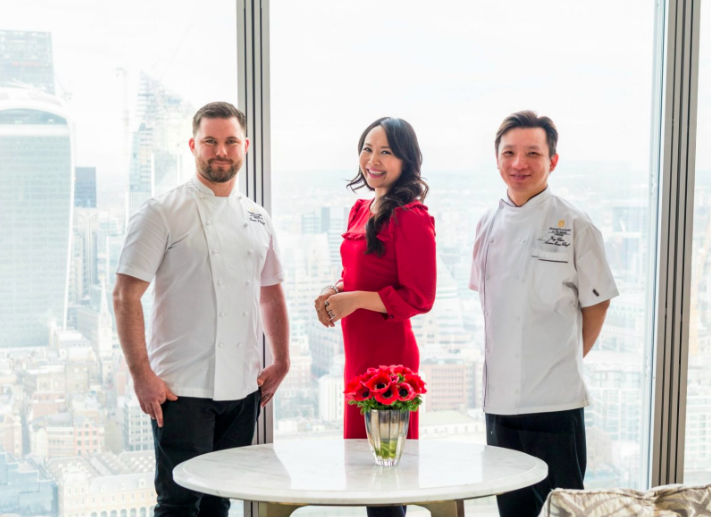 The Luxe List February 2018: Chinese New Year at The Shangri-La at The Shard