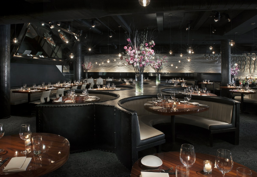 Luxe Bible's Top 4 Must Do's in New York:  STK Meatpacking