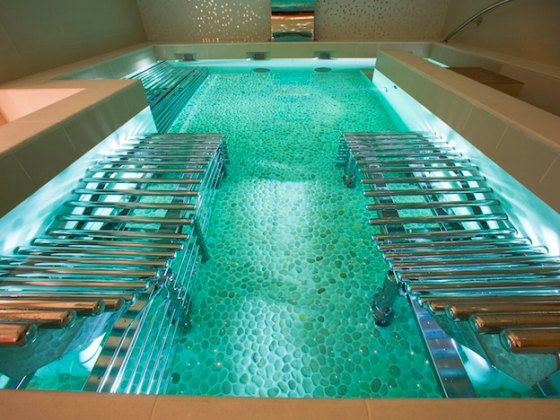 Luxe Bible's 4 Top London Hotels You Should Try: K West Hotel & Spa - Pool