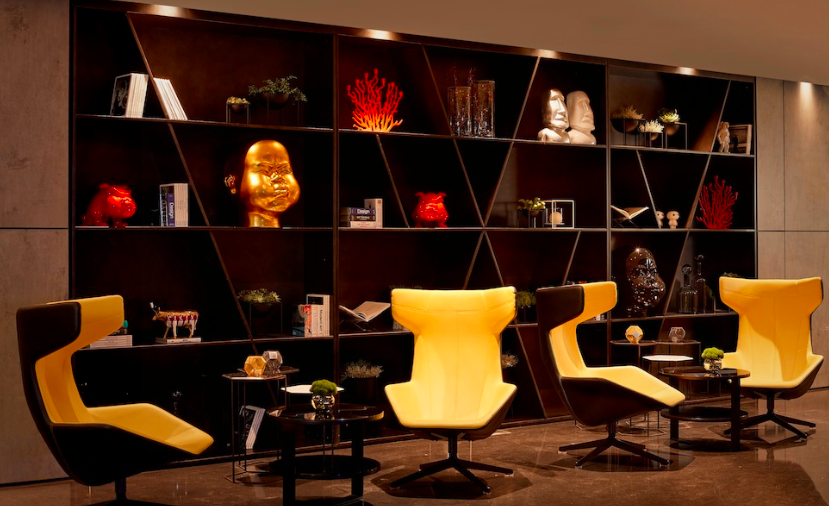 Luxe Bible's 4 of the Best London Hotels: Park Plaza London Waterloo