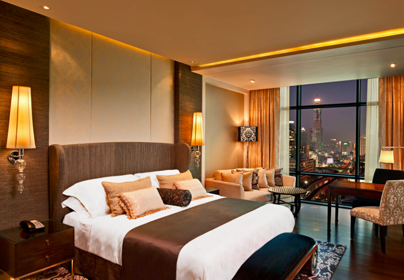 Luxe Bible's Top 5 Thailand Hotels and Resorts: St Regis Bangkok