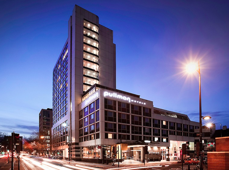 Luxe Bible Loves Pullman Hotels - 4 of the Best: Pullman London St. Pancras, Exterior