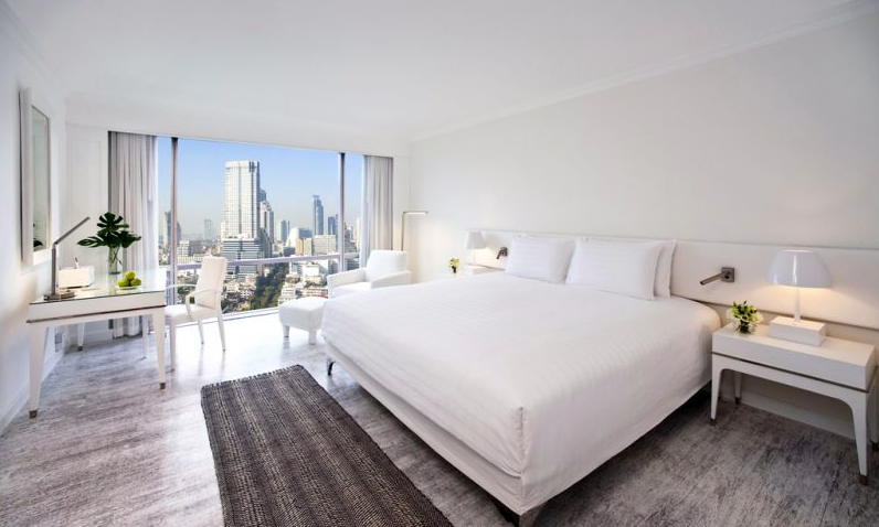 Luxe Bible Loves Pullman Hotels - 4 of the Best: Pullman Bangkok Grande Sukhumvit, Bedroom