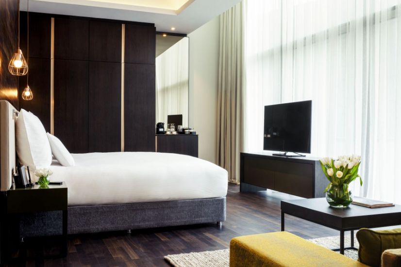 Luxe Bible Loves Pullman Hotels - 4 of the Best: Pullman Liverpool, Bedroom