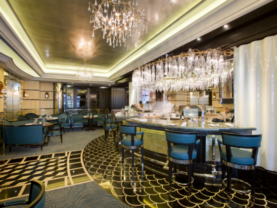 Luxe Bible Loves Seafood at Kaspar's at The Savoy