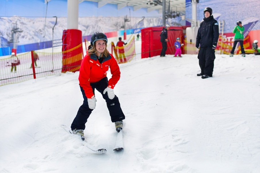 Top 3 Places to Learn to Ski: Snow Centre, Hemel Hampstead