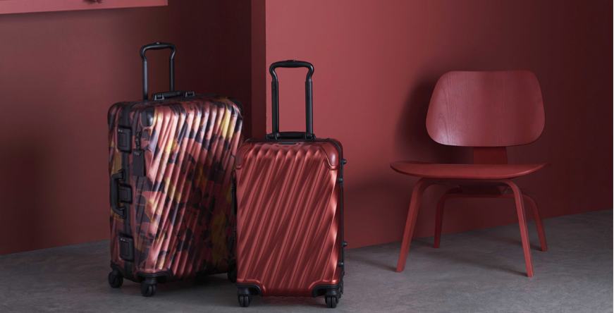 Luxe Bible Closing Party Ibiza Essentials: TUMI Luggage