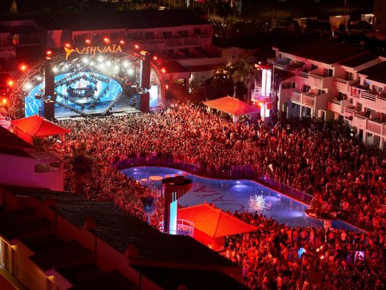 Luxe Bible Closing Party Ibiza Essentials: David Guetta at Ushuaia