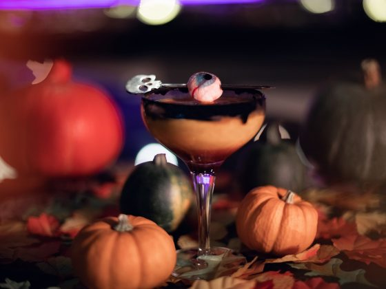 Luxe Bible's 10 Truly Terrifying Ideas for Halloween: Biohazard Cocktail at STK