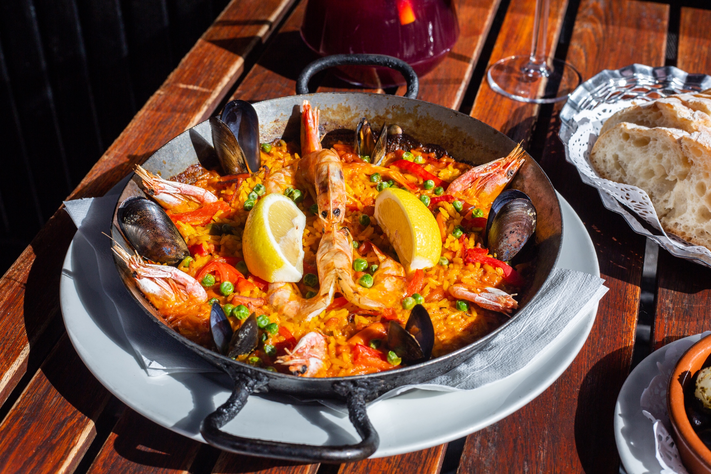 The October Luxe List: Bottomless Paella at El Pirata, Mayfair