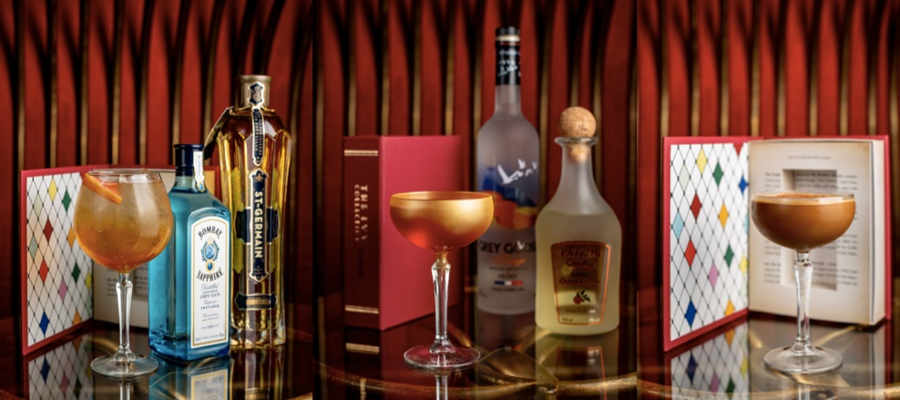 The October Luxe List: Celebrate London Literature Festival with a Collection of Cocktails at Ivy Tower Bridge