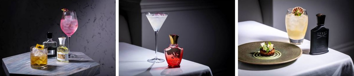 The November Luxe List: Creed Inspired Cocktails at Launceston Place
