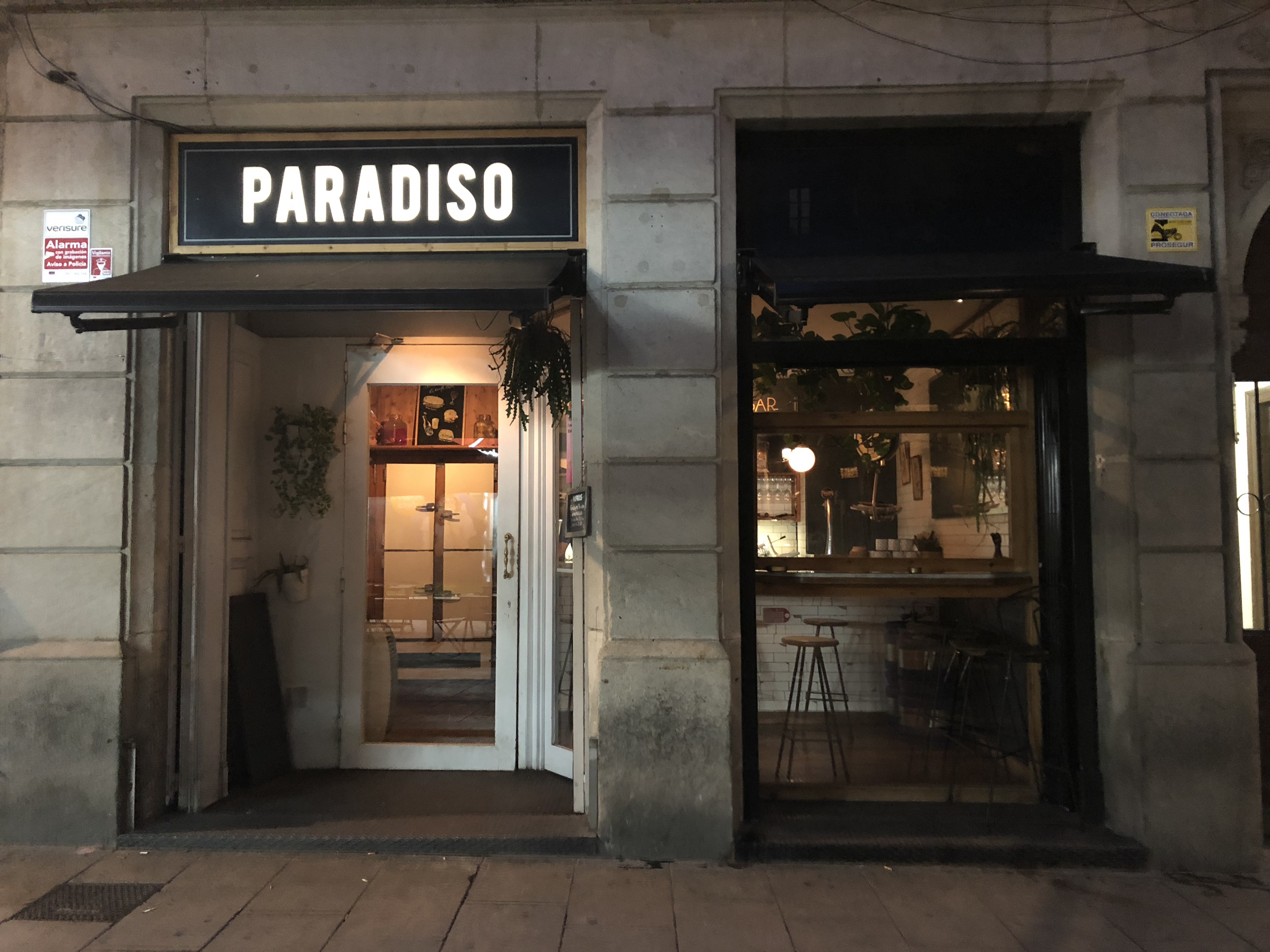 Paradiso - Barcelona's Secret Cocktail Club