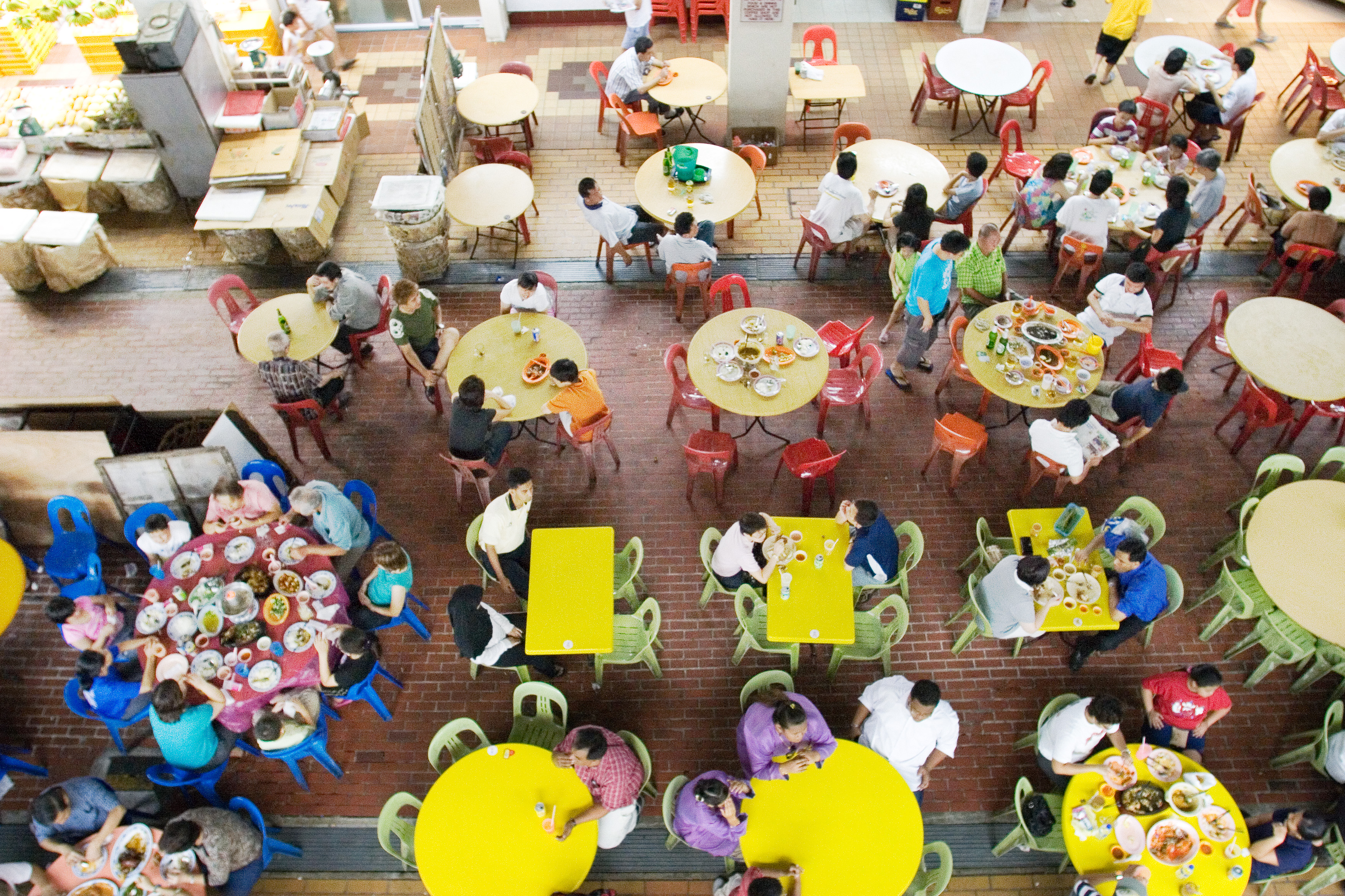 11 Must Do's in Singapore: Changi Village, Hawker Centre