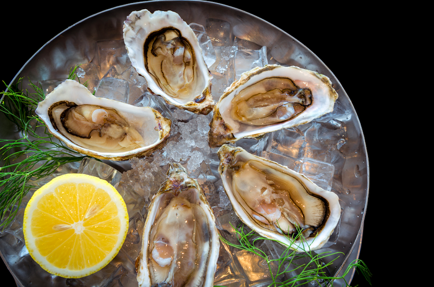 Ultimate Luxury at Kata Rocks, Phuket: Oysters