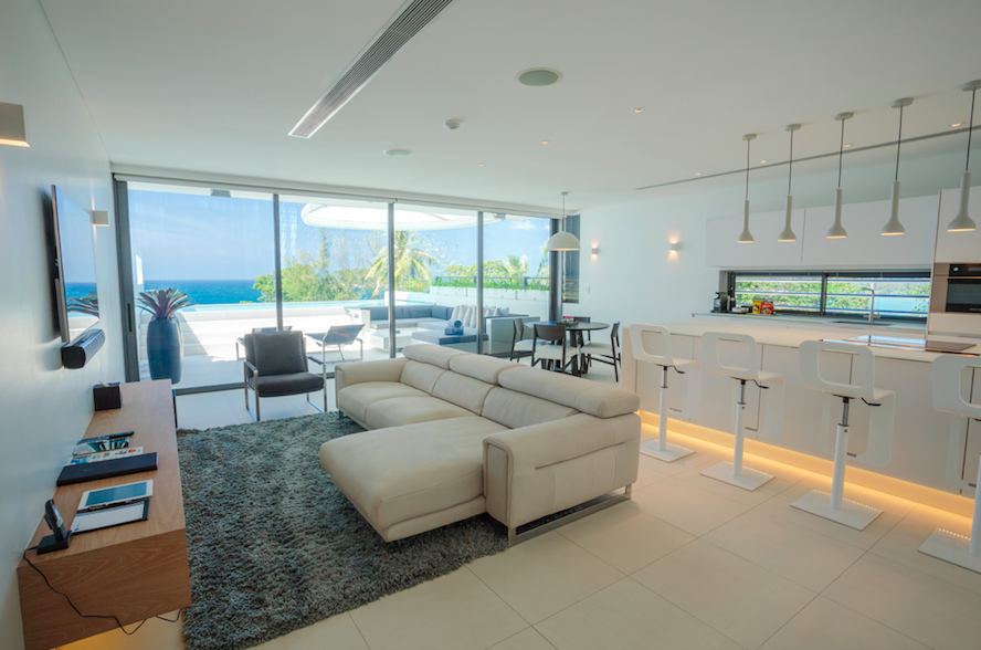 Ultimate Luxury at Kata Rocks, Phuket: Sky Pool Villa Interior