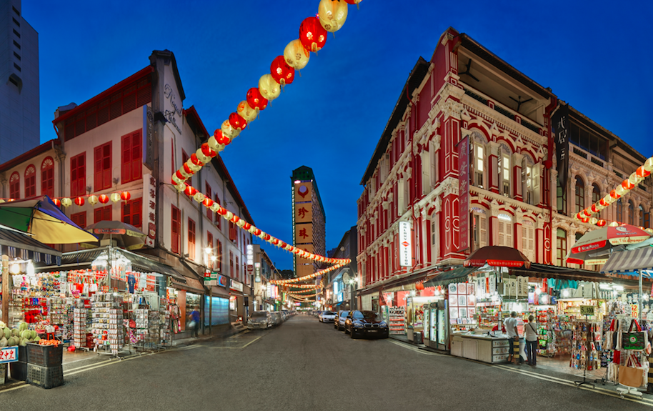 11 Must Do's in Singapore: China Town