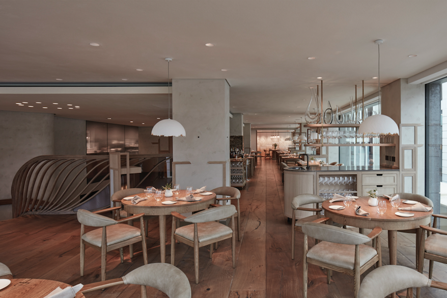 4 Celebrity Chef London Restaurants You Must Try Now - Ollie Dabbous' Hide in Mayfair: Above