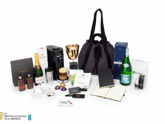 WIN an Official BAFTA Nominee Gift Bag 2019 courtesy of Champagne Taittinger & Villa Maria: Gift Bag