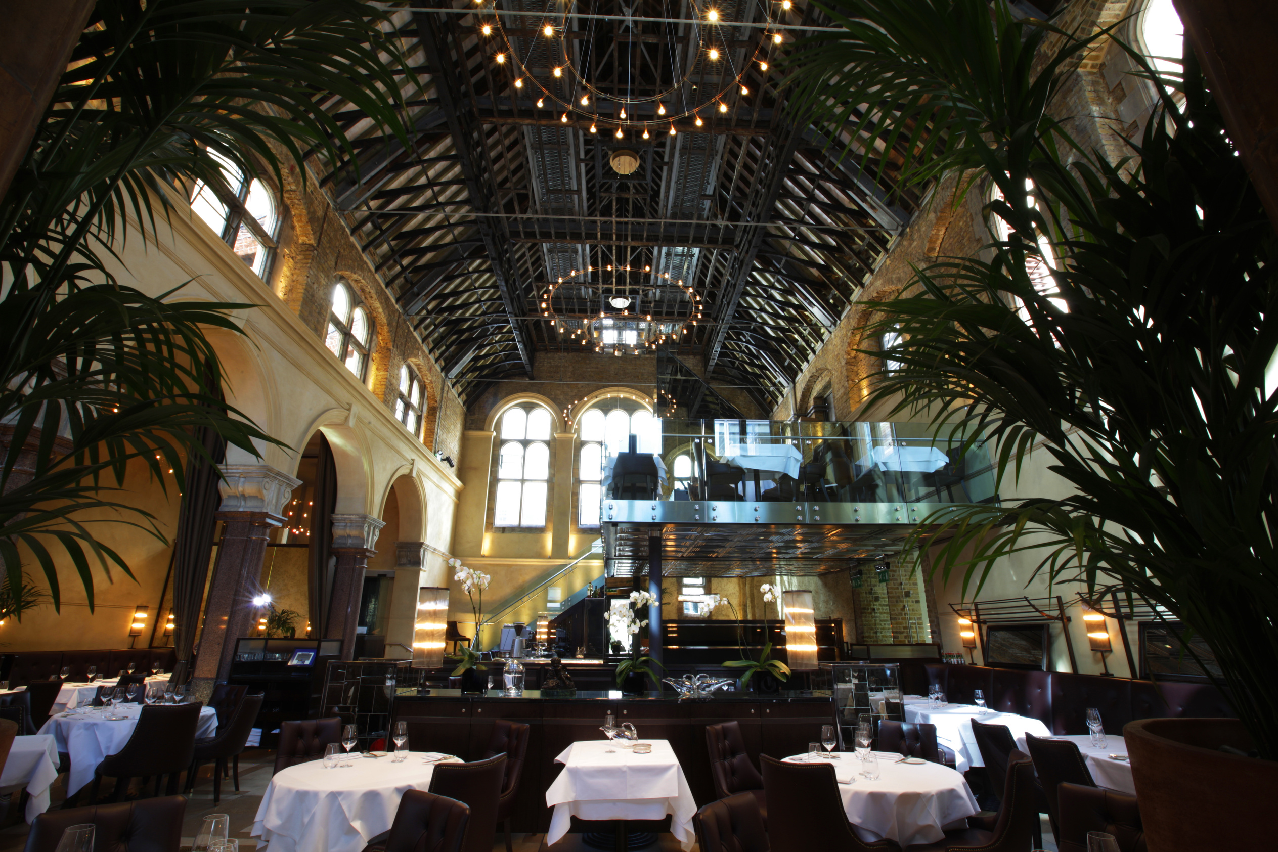 14 Date Night Ideas for Valentine's Day in London: Galvin La Chapelle