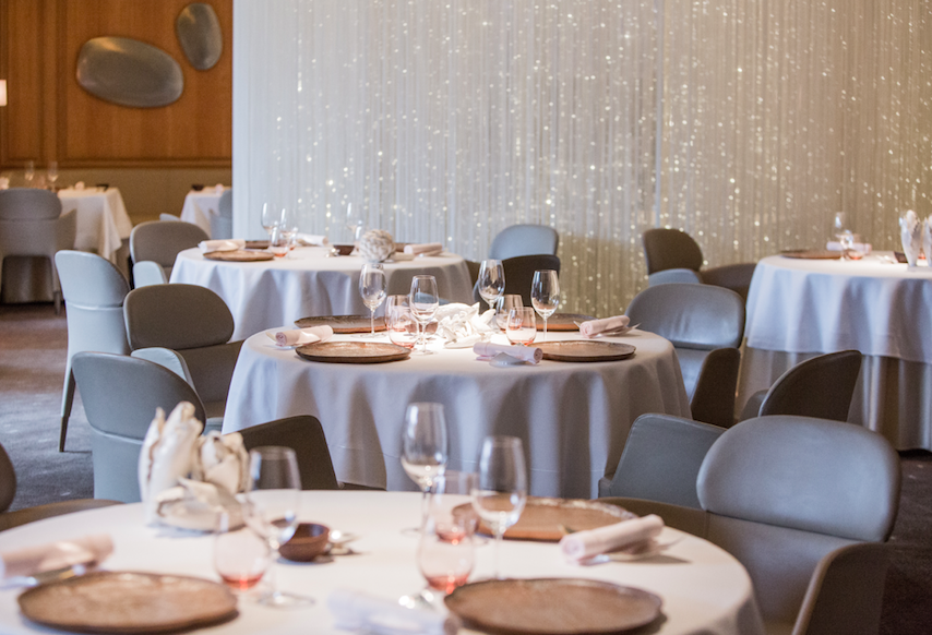 14 Date Night Ideas for Valentine's Day in London: Alain Ducasse at The Dorchester
