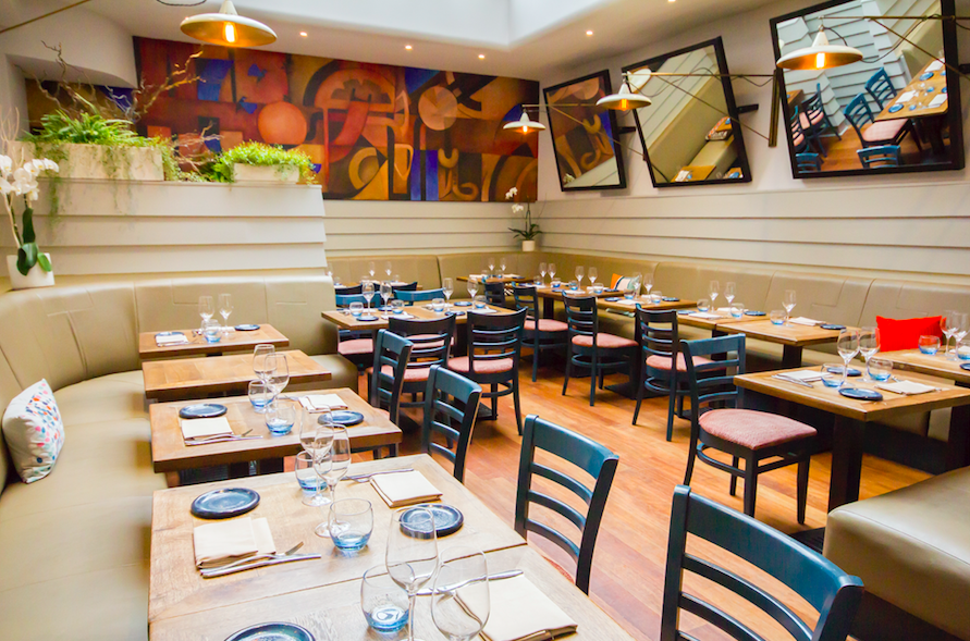 A New Taste of Peru with LIMA Fitzrovia's Re-vamped Menu: Interior