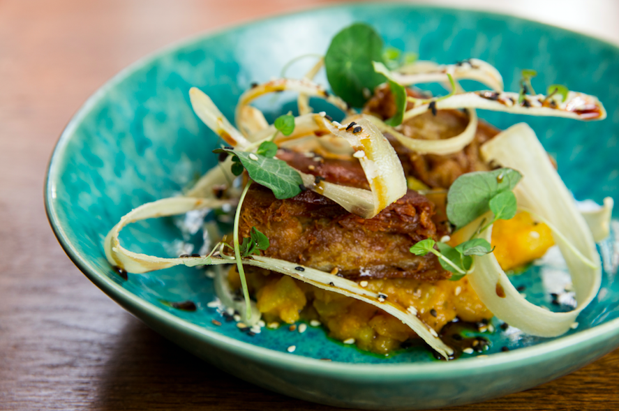 A New Taste of Peru with LIMA Fitzrovia's Re-vamped Menu: Suckling Pig