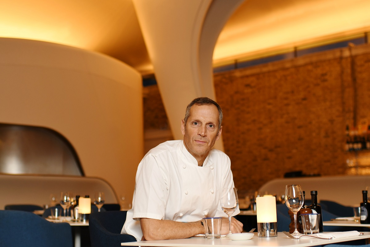 The Luxe List March 2019 - Chucs Serpentine Supper Series with Phil Howard of Elystan Street