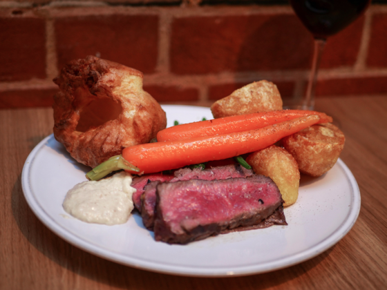 Galvin HOP - Is this the best Sunday Roast in London? Beef Roast