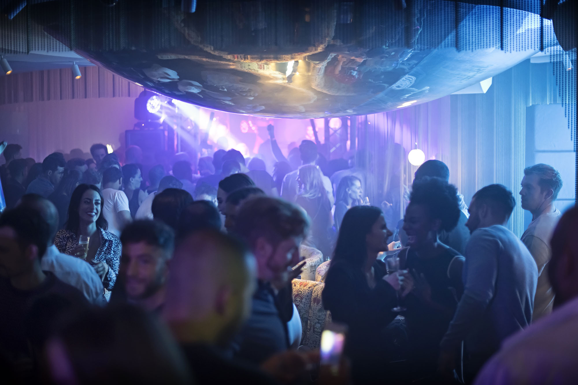 The Luxe List March 2019 - The MOODS Music Series at The Perception at W London