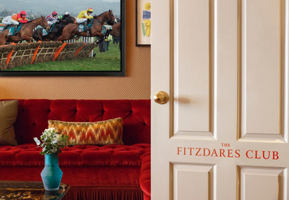The Luxe List March 2019 - The Fitzdares Club Launches at Mark's Club Mayfair 12-15th March for Cheltenham Races
