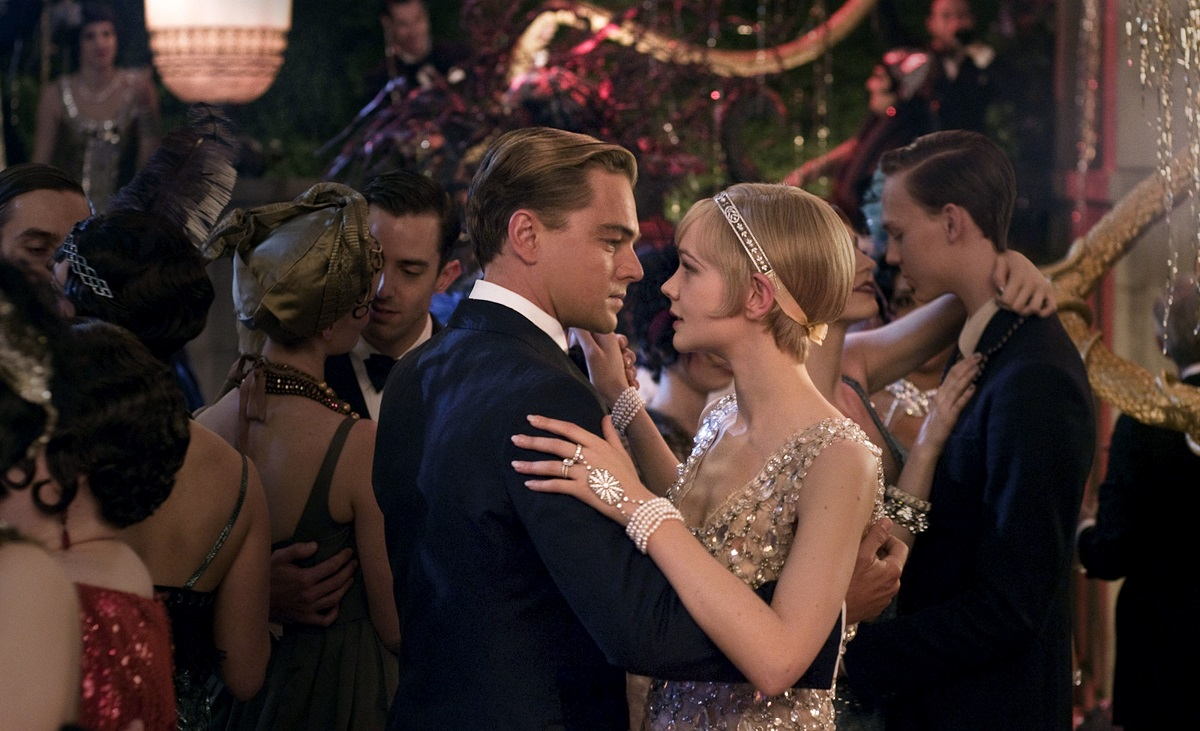 The Luxe List March 2019 - The Great Gatsby Supper Tales Immersive Dinner at Plateau Canary Wharf (Carey Mulligan and Leonardo DiCaprio The Great Gatsby 2013)