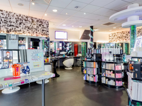 Muse of London - For the Ultimate Hair Transformation: Salon Interior