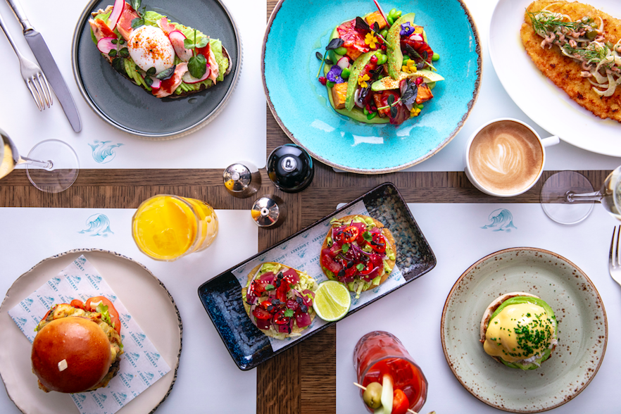 The April Luxe List 2019: Sheekeys Brunch at J Sheekey Atlantic Bar Every Sunday