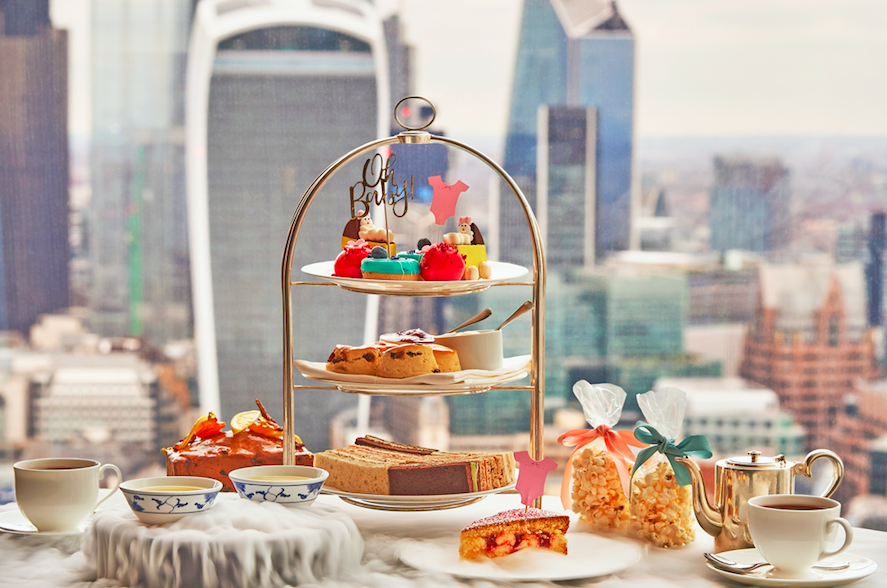 The April Luxe List 2019: Royal High Tea for Mum's to Be at Shangri-La at The Shard