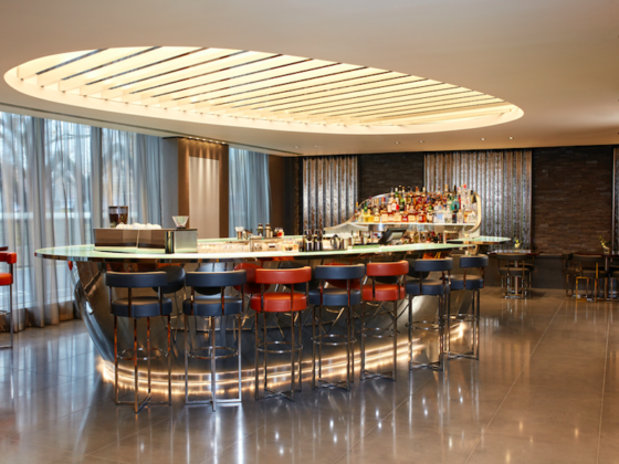 POTUS Bar and Restaurant - American Inspired Dishes with an Innovative Twist: POTUS Bar Interior