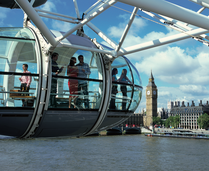 The Luxe List April 2019 - Merlin Annual Pass Easter Sale for Great Savings on Attractions Like the Coca Cola London Eye