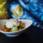Babbo Mayfair - Cool Vibes & Italian Excellence - Burrata