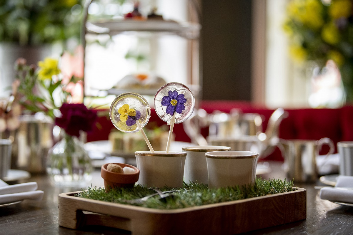The Luxe List May 2019 - English Country Garden Afternoon Tea at 108 Pantry, and New Full Vegan Offering
