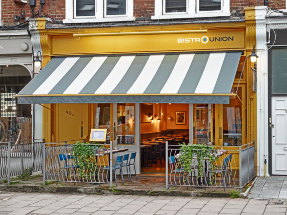 The Bistro Union Sunday Roast - A Perfect End to the Weekend: Exterior