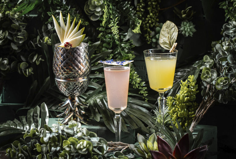 The Luxe List May 2019 - New Cocktail List at The Perception at W London: Polly Wants, R.E.M, Smokey Bandit