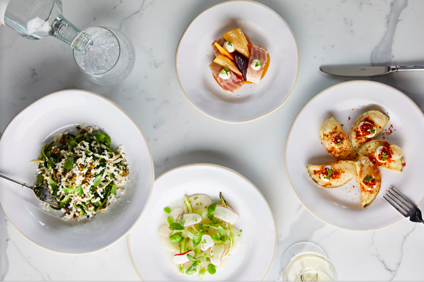 The Luxe List May 2019 - New Opening - Kitchen at Holmes